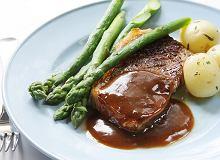 Wołowina a'la Chateaubriand - ugotuj