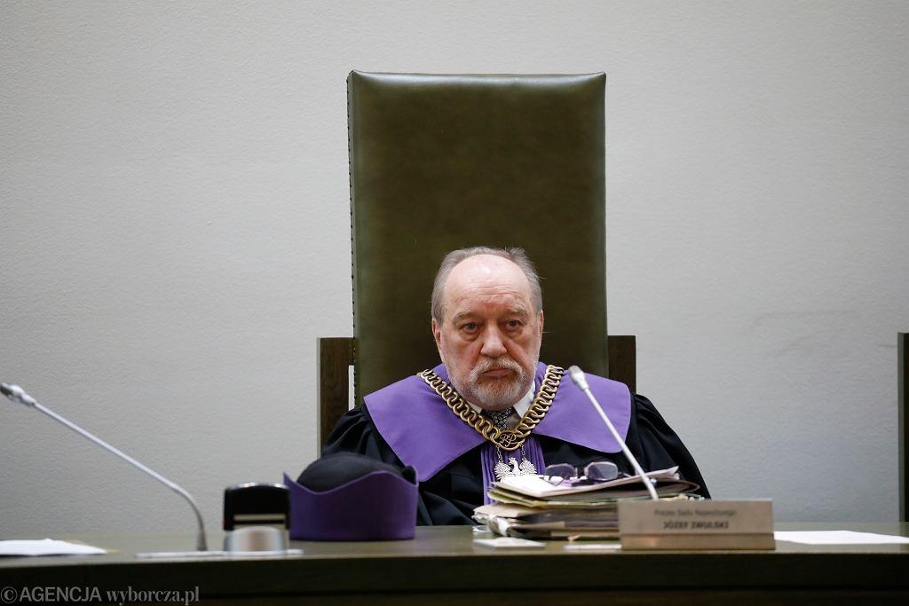 Sędzia Iwulski