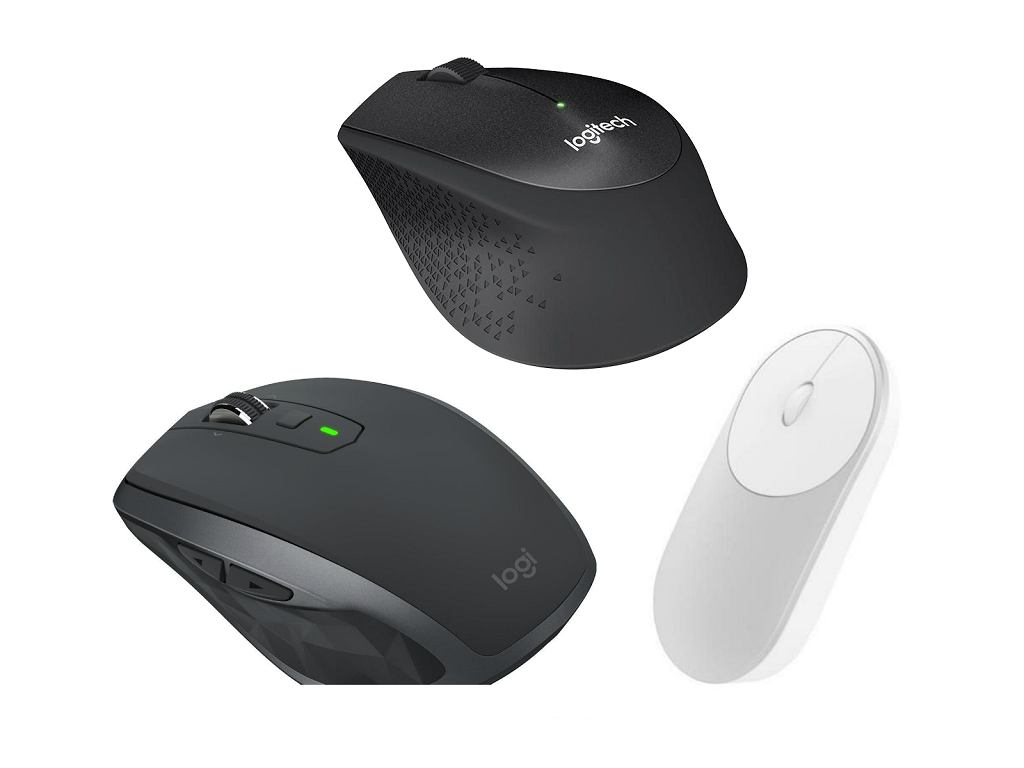 Myszy bezprzewodowe do biura