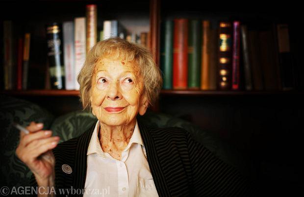 Wisława Szymborska ręką lewą. Wystawa rękopisów noblistki