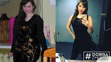 Jessica zmieniła diametralnie styl życia i schudła 17 kg.