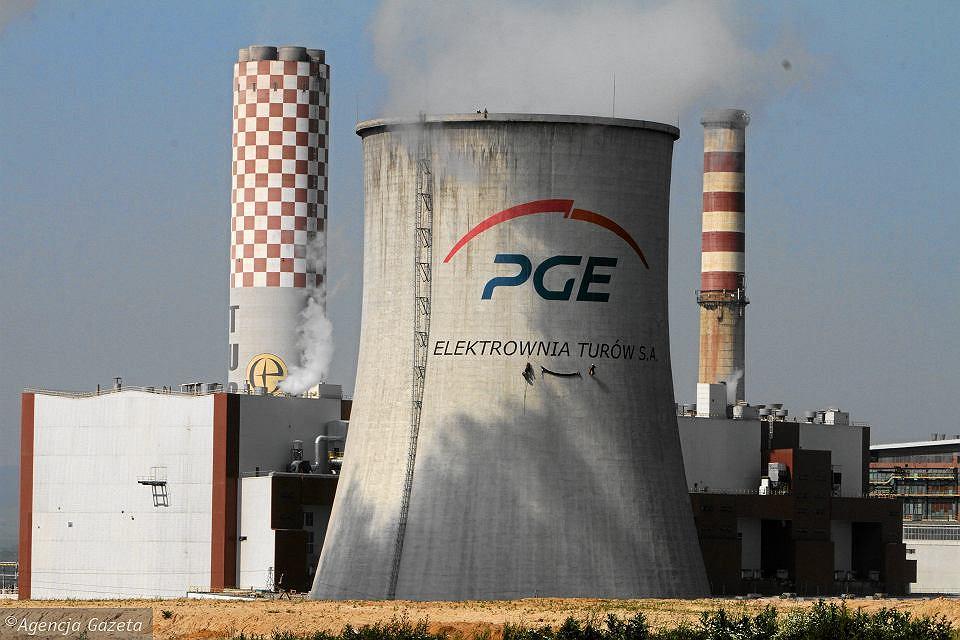 PGE, elektrownia (zdjęcie ilustracyjne)