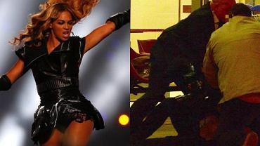 Beyonce, zatrzymanie fotoreportera na lotnisku