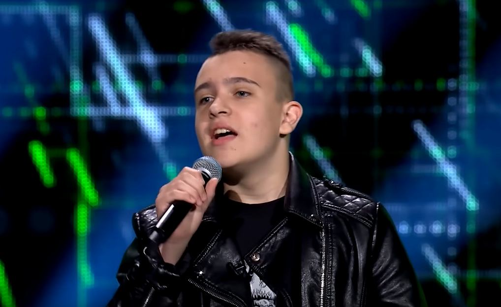 Fabian Kurnyta - 'Don't Stop Me Now' - The Voice Kids Poland 3 [CAŁOŚĆ]
