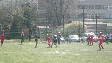 Radomska Liga Orlików U-11, mecz Broń - MSPN Radomiak