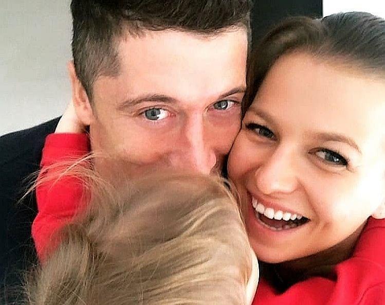 Robert Lewandowski o córce: 'Największe wsparcie i najsilniejsza motywacja'