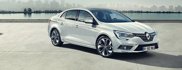 Renault Megane Sedan | Rodzina się rozrasta