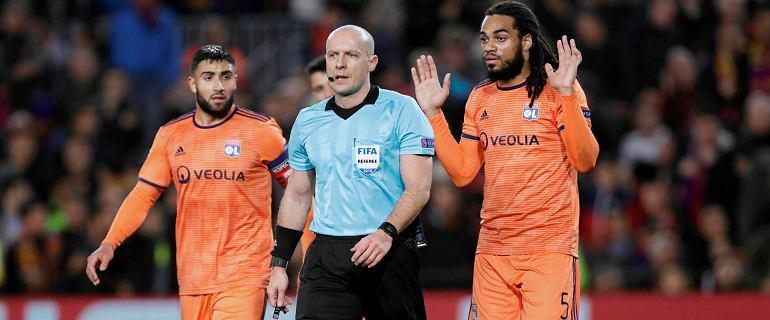Wiemy, dlaczego Szymon Marciniak nie prowadzi meczów w Lidze Mistrzów