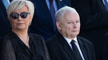 Julia Przyłębska, Jarosław Kaczyński