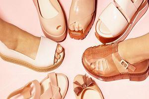 Crocs i Melissa - nietypowe obuwie idealne na lato