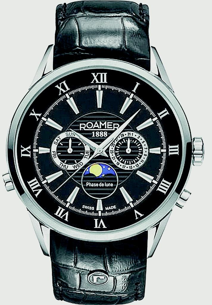 Zegarek Roamer, Nr ref. 508821415305