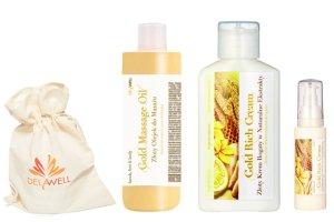 Wygraj zestaw kosmetyków z naturalnymi ekstraktami Delawell!