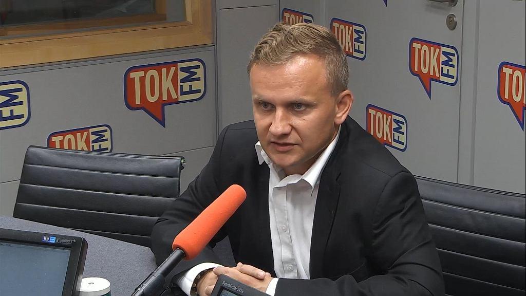 Na zdjęciu: Bartosz Marczuk