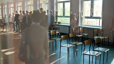 Egzamin gimnazjalny w Zespole Szkół nr 25 w Bydgoszczy, 23 kwietnia 2014