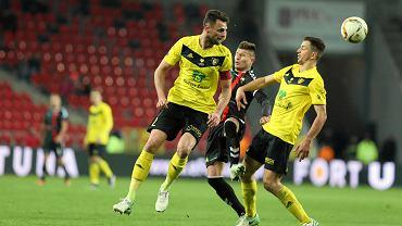Mecz GKS-u Katowice z Tychami