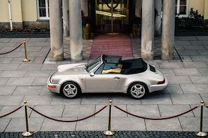 Porsche 911 Diego Maradony trafi na aukcję. To auto znane z nagłówków gazet w Hiszpanii