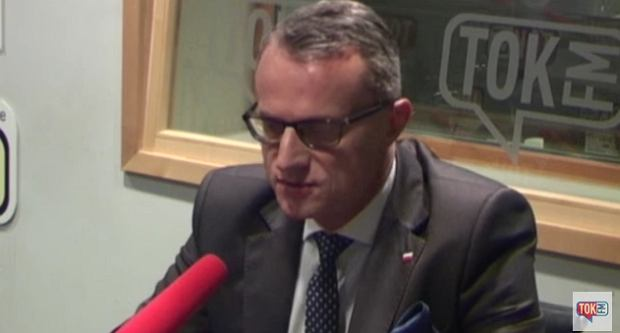 Szef Biura Prasowego prezydenta Dudy Marek Magierowski w