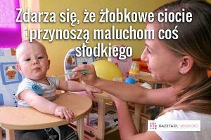 Jak karmią polskie żłobki? Zdrowo czy hodujemy potencjalnych grubasów?