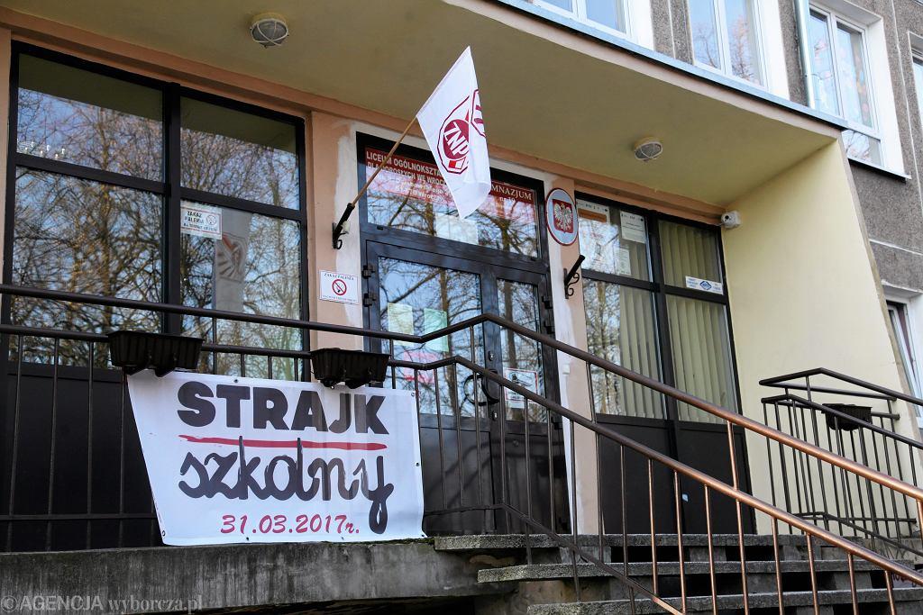 Strajk szkolny we Wrocławiu
