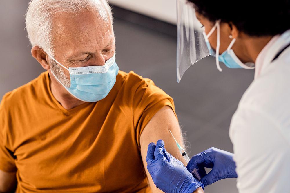 Osoby, które miały Covid, powinny otrzymać pojedynczą dawkę szczepionki