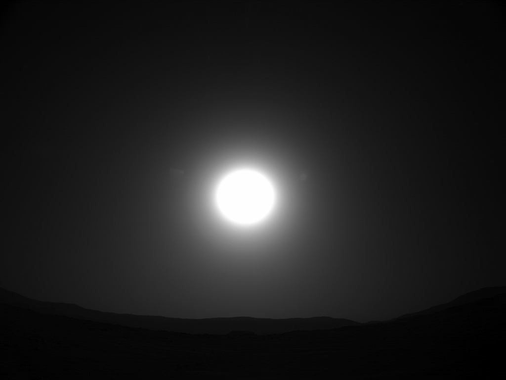 Zdjęcie wykonane przez łazik Perseverance podczas pobytu na Marsie