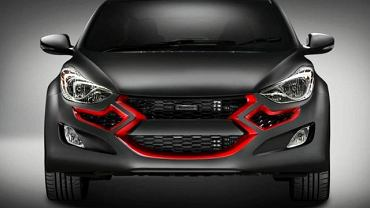 Hyundai Elantra po wizycie w DC Design