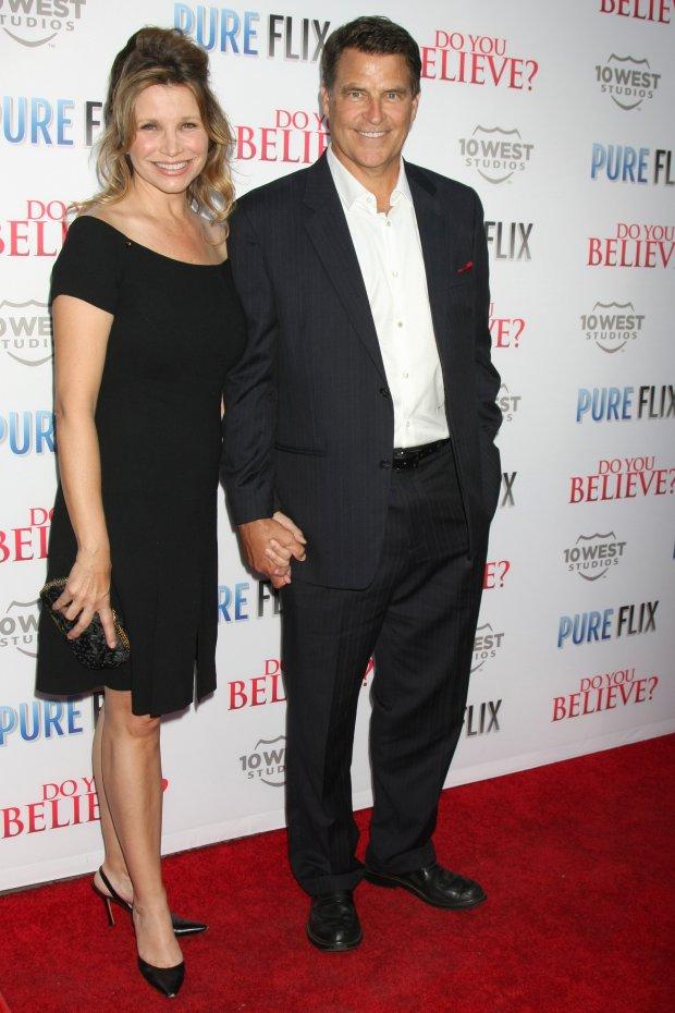 Gigi Rice i Ted McGinley