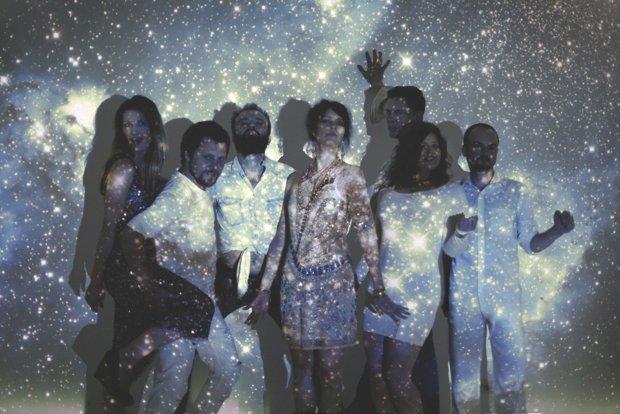 Zespół Maja Olenderek Ensemble (fot. Paulina Gedymin)