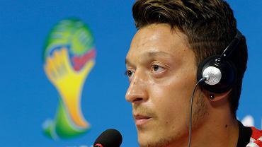 Mesut Ozil, piłkarz reprezentacji Niemiec