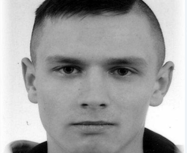 Zaginiony Norman Dudkiewicz