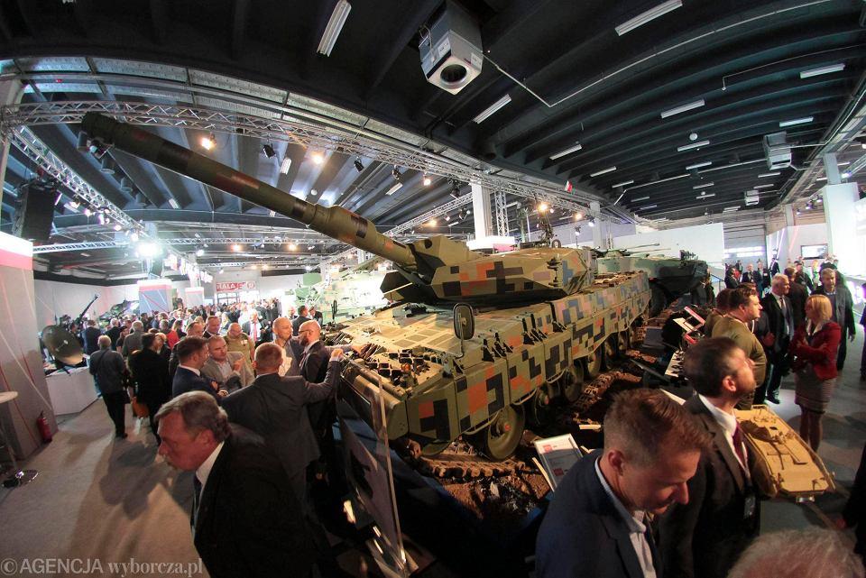 Targi Kielce, Międzynarodowy Salon Przemysłu Obronnego