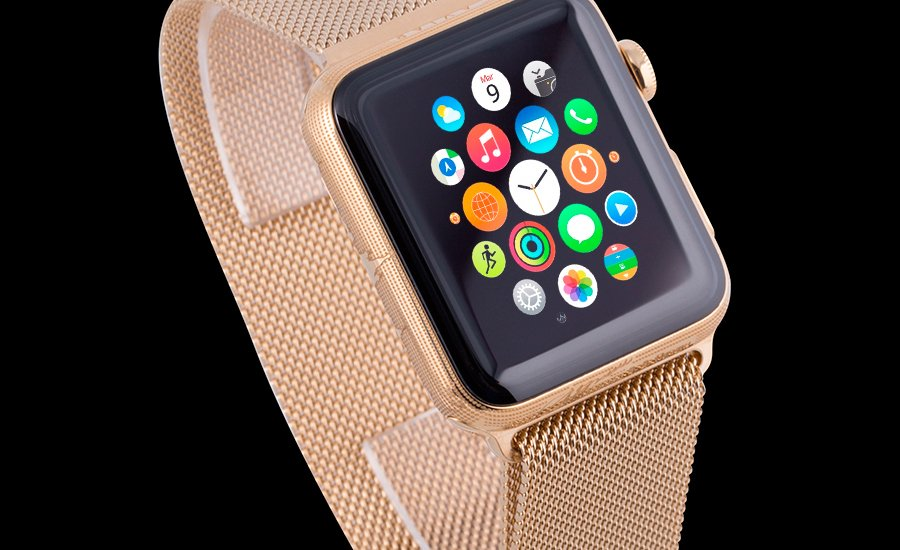 Złoty Apple Watch z Putinem? Do kupienia!