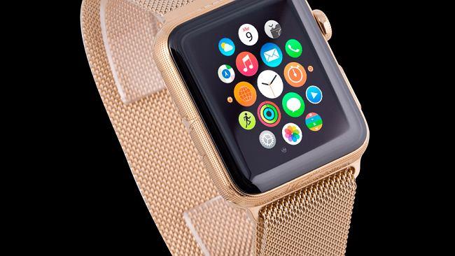 Złoty Apple Watch z sierpem i młotem? Takie rzeczy tylko w Rosji