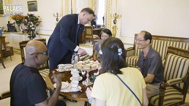 Andrzej Duda przyjął w Pałacu Prezydenckim turystów z Tajwanu i Singapuru