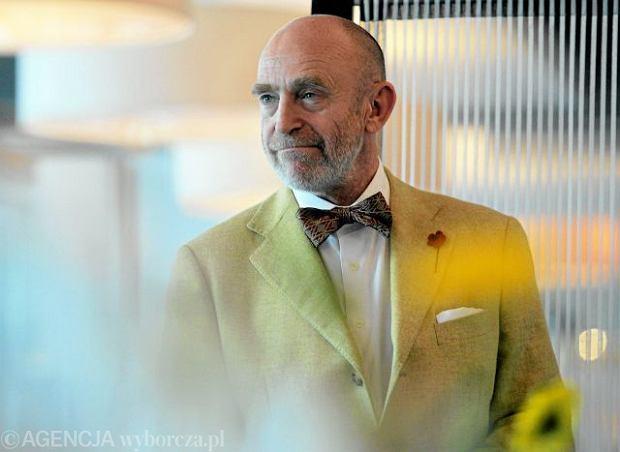17.05.2013 Chorzow , Hotel Best Western . Restaurator Adam Gessler prezentuje wiosenne menu .Fot. Dawid Chalimoniuk / Agencja Gazeta
