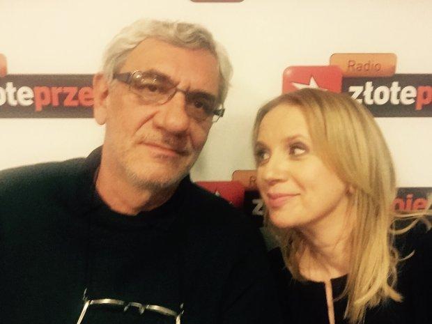 Wiktor Zborowski i Marzena Rogalska