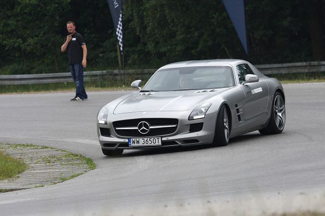 Mercedes-Benz Driving Events