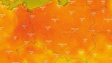 Temperatura w nadchodzącym tygodniu przekroczy 30 stopni.