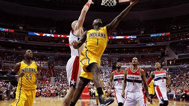 Indiana Pacers pokonała Washington 93-80 i tym samym wyeliminowała zespół Marcina Gortata z dalszej rywalizacji.