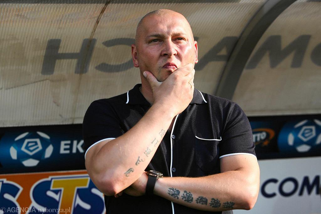Mariusz Lewandowski, trener Zagłębia