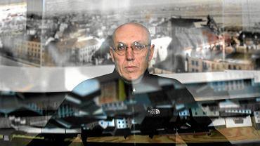 Tomasz Pietrasiewicz, dyrektor Ośrodka Brama Grodzka - Teatr NN