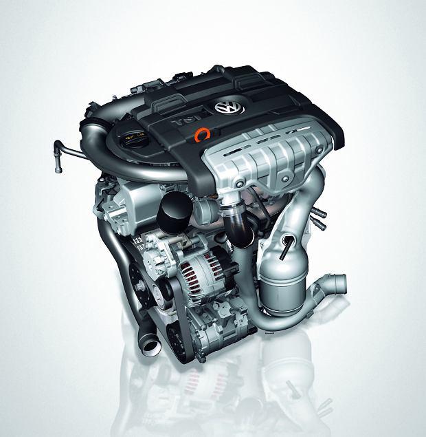 Silnik 1.4 TSI
