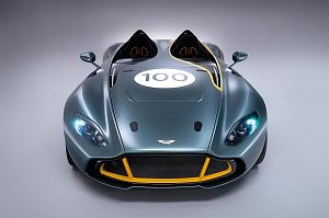 Aston Martin CC100 Concept wyprzedany