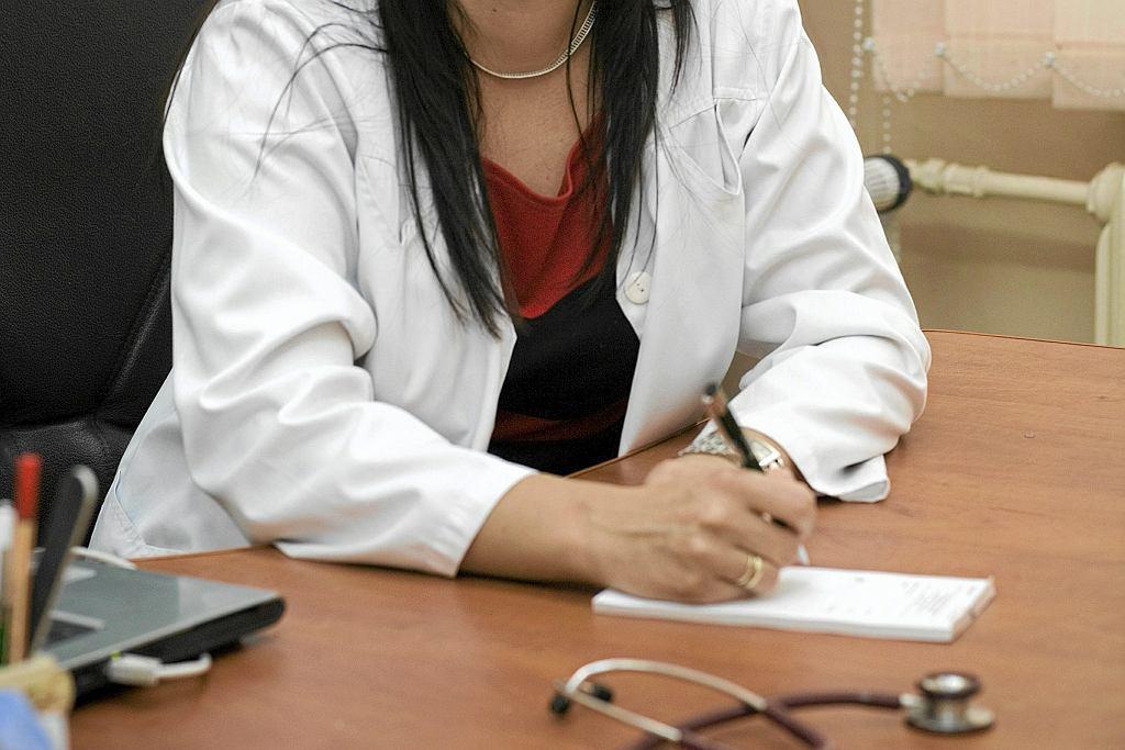 Lekarka, zdj. ilustracyjne