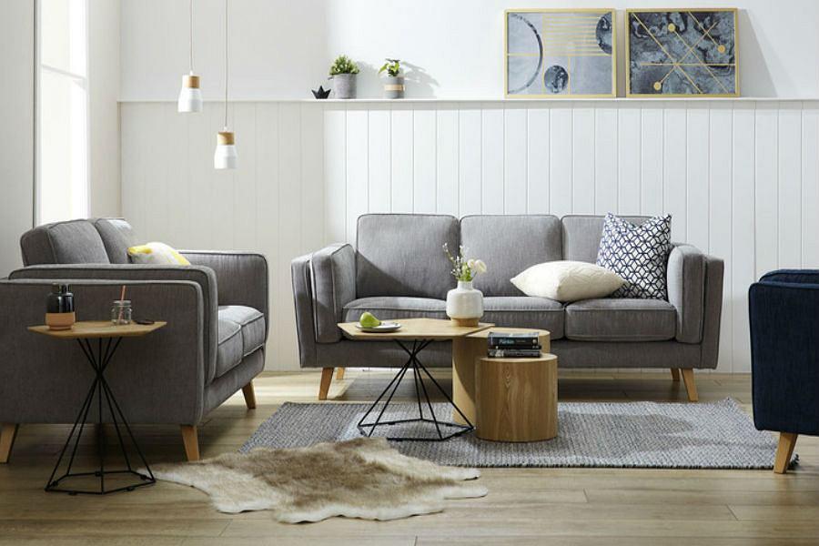 Hit aranżacyjny - pastelowa sofa