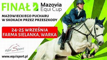 Już w weekend rozstrzygnięcie Mazovia Equi Cup