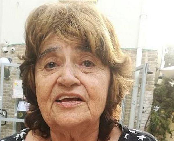 Chava Nissimov, ocalała z Holocaustu