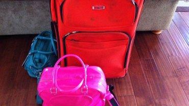 Podróż z bagażem podręcznym