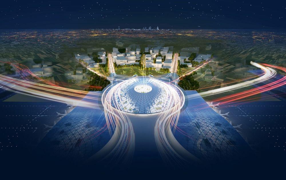 Wizja CPK architektów Grimshaw