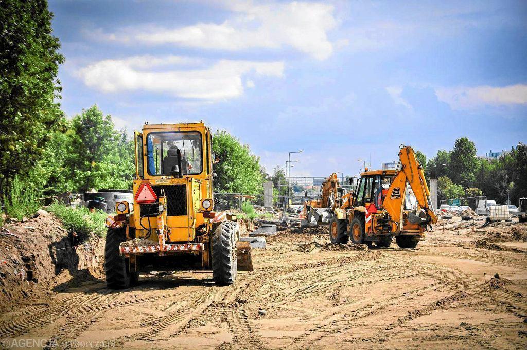 plac budowy (zdjęcie ilustracyjne)